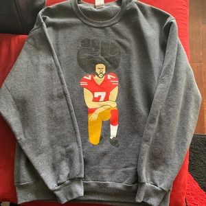 Other - Collin Kaepernick Crewneck Sweater